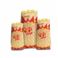 Paragon - Manufactured Fun 1029 Small Paper Popcorn Bags - 1