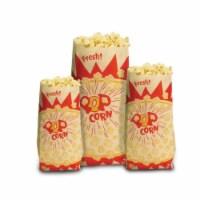 Paragon - Manufactured Fun 1030 Medium Paper Popcorn Bags - 1