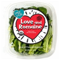 That's Tasty Love and Romaine Lettuce