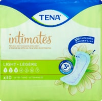 TENA Intimates Ultra Thin Light Liners - 30 ct