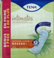 Tena Intimates Ultimate Absorbency Pads
