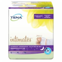 Tena Intimates XL Overnight Underwear 12 Count