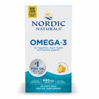 Nordic Naturals Omega-3 Soft Gels