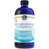 Nordic Naturals Pet Cod Liver Oil Dog Supplement