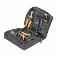 Paladin Communications Tool Kit,No. of Pcs. 12  906003 - 1