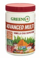 Greens Plus  Advanced Multi Superfood™   Vanilla Chai