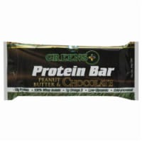 Greens Plus Chocolate Peanut Butter Protein Bar