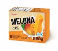 Binggrae Melona Mango Frozen Dairy Dessert Bars - 8 ct / 2.37 fl oz