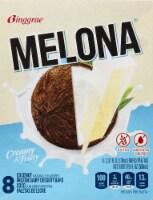 Binggrae Melona Coconut Flavor Frozen Dairy Dessert Bars - 8 ct / 2.37 fl oz