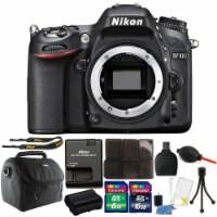 Nikon D7100 24.1mp Digital Slr Camera With Accessory Bundle