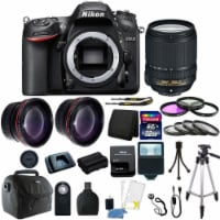 Nikon D7200 Dslr Camera With 18-140mm Lens And Deluxe Accessory Kit - 1