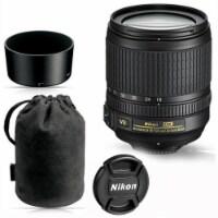 Nikon 18-105mm F/3.5-5.6g Ed Vr Af-s Dx Nikkor Autofocus Lens For Nikon Dslr - 1