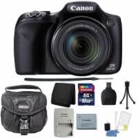 Canon Powershot Sx530 Hs 16mp Wi-fi Digital Camera + 16gb Accessory Bundle - 1