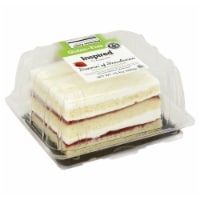 Original Cakerie Inspired by Happiness Gluten Free Dreamin of Strawberry White Chocolate Cake - 19.4 oz