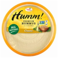 Fountain of Health Humm! Classic Hummus