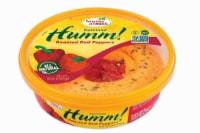 Fountain of Health® Humm! Red Pepper Hummus - 9 oz