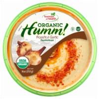 Fountain of Health Organic Humm! Roasted Garlic Hummus