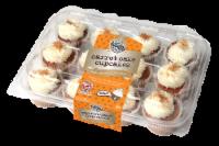 Two-Bite Mini Carrot Cake Premium Cupcakes - 12 ct / 10 oz