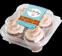 Kimberley's Bakeshoppe Pumpkin Spice Cupcakes