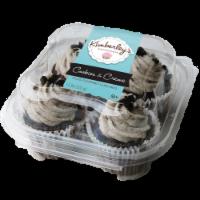 Kimberley's Bakeshoppe Cookies & Creme Gourmet Cupcakes