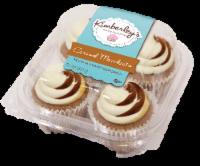 Kimberley's Bakeshoppe Caramel Macchiato Cupcakes - 4 ct / 11.7 oz
