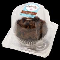 Kimberley's Bakeshoppe Chocolate Filled Gourmet Cupcake