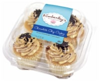 Kimberley's Bakeshoppe Chocolate Chip Gormet Cupcakes