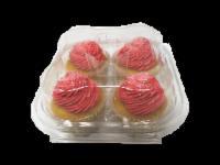 Kimberley's Bakeshoppe Gourmet Cupcakes - Strawberry Daiquiri