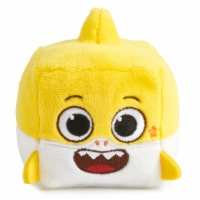 Pinkfong Baby Shark Song Cube Plush Toy - 1 ct