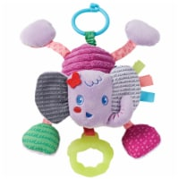P3 Shake and Pull Elephant Toy