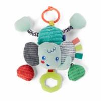 P3 Pullshake Elephant Toy