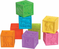 Infantino Squeeze and Stack Block Set™ - 8 Piece - Multi-Color
