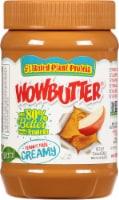WOWBUTTER Creamy Peanut Free Soy Butter Spread