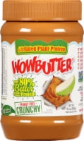 WOWBUTTER Crunchy Peanut Free Toasted Soy Butter - 17.6 oz