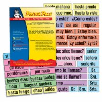 Spanish High-Frequency Vocab Card Set - 1