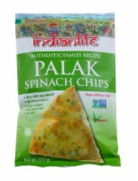 Indian Life Vegan Palak Spinach Chips