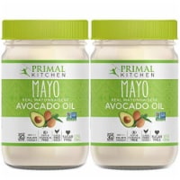 Primal Kitchen - Avocado Oil Mayo, Dairy Free, Whole30 and Paleo Approved (12 oz) - 2 Pack - 2 Pack/12 Ounce