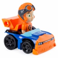 Nickelodeon Rivets Rusty Racer Orange Car Collectible Kids Toy Spin Master - 1 unit