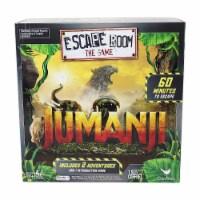 Spin Master Jumanji Escape Room Game, 2 Adventures, Chrono Decoder, Multicolor - 1 Piece