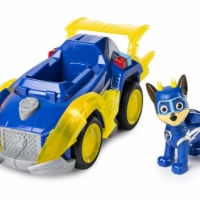 Spin Master Paw Patrol Mighty Pups Super Paws Chase's Deluxe Vehicle - 1 ct