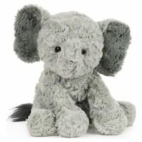 Gund Cozy Elephant 10 Inch Plush Figure 6058948 - 1 Unit