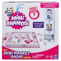 Mini Brands Mini Market Dash Board Game - 1 ct