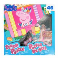 Peppa Pig Floor Puzzle [46 Pieces] - 1