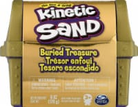 Spin Master Buried Treasure Kinetic Sand