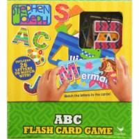Cardinal Games Stephen Joseph ABC Flash Card Game