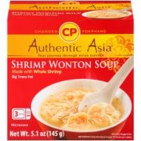 Authentic Asia Shrimp Wonton Soup