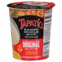 Tapatio Ramen Original Soup Cup