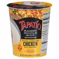 Tapatio Ramen Chicken Soup Cup