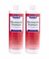 Davis Miconazole Pet Shampoo, 12-Ounce, 2 Pack - 1
