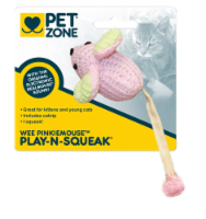 Pet Zone® Wee Pinkie Mouse